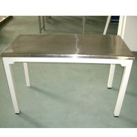 专业生产可拆装技校学习不锈钢台面工作台
