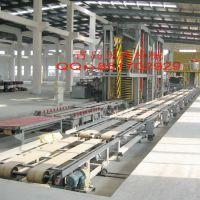 国森机械制造蛭石保温板生产线全套机械
