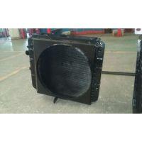 山东常林压路机YZ16-22T水箱散热器配件