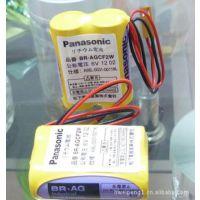 新版本 Panasonic松下 BR-AGCF2W 6V 发那科FANUC数控机床电池