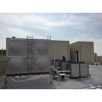 用电节能75% 解码空气源中央热水系统的优势