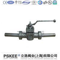 美标焊接式旋塞阀X61F-300LB_PSKEE-立洛阀业(上海)有限公司