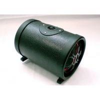 低音炮汽车摩托车家用电脑 有源音箱 迷你音响 4寸移动音箱