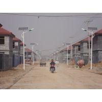 河南新乡市辉县市太阳能路灯|新乡太阳能灯厂家直销