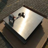 厂家批发不锈钢地磅 价格优惠不锈钢地衡 抗酸碱地磅价格