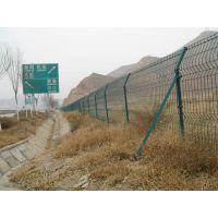 联舟圈地铁丝网 园林绿化防护网 绿色铁丝护栏网