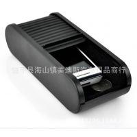 新款抽拉式迷你置物盒 汽车收纳箱  车载手机盒 车用储物箱置物盒