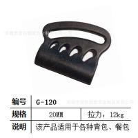 珠三角供应背包配件扣具 餐具包钩扣 餐包挂钩 塑料小钩扣
