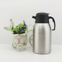 特价批发不锈钢咖啡壶家用创意时尚礼品保温壶商务礼品2L大容量热水瓶