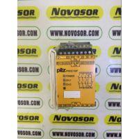 德国PILZ安全继电器 828020 S1IM/UB24VAC/IM10AACDC
