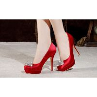 时尚婚鞋时装鞋定制