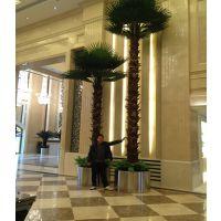 专业制作仿真棕榈树 室外景观工程假桫椤树 景观设计仿真桫椤树