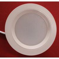 信德电子 厂家直销 4寸LED声光控消防强启筒灯 4寸LED声光控加消防强启筒灯