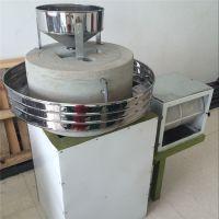 鼎信厂家专供不同型号杂粮电动石磨 家用面粉电动石磨