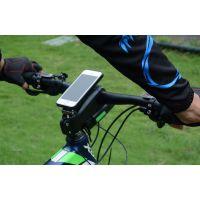 厂家直销新款APP骑行交友定位智能防盗报警自行车把立带移动电源