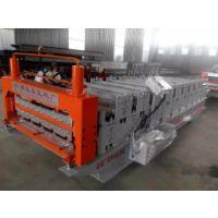 博远供应彩钢建筑压瓦机设备840900双层压瓦机