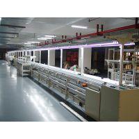 广州链条输送式自动化装配流水线