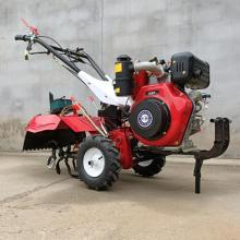 易操作土壤耕整机械 脐橙园耘锄微耕机 松土犁地播种机 圣通