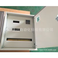 佛山加工配电箱空壳 暗装 挂墙单相 三相用户电表箱户外电箱
