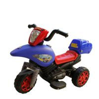 儿童电动摩托车大号 婴儿玩具车可坐 电瓶车