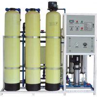 供应原水处理设备 反渗透全套设备 深层净化水质