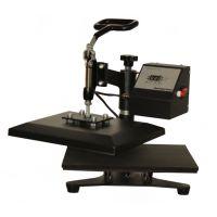新款230B A4 幅面压烫机 手动摇头压烫机 多功能烫画热转印机