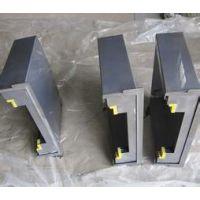 供应立式加工中心导轨防护罩 钢板式防护罩 机床护板 850 1060