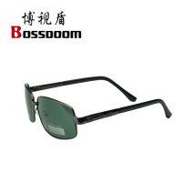 2015新款 男士偏光太阳镜批发 金属偏光眼镜混批 蛤蟆镜 驾驶用镜