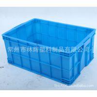 常州优质575-250周转箱 塑料周转箱厂家 浙江塑料带盖周转箱批发