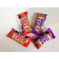 新口味 燕麦巧克力 低糖型 紫薯味 口感好 味道纯 2500克/袋