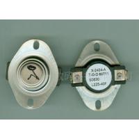 空调电加热温控器,大功率取暖器温控开关、热水器温度开关-艾默生60T系列