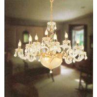 定制大型工程吊灯,水晶灯,全铜灯,欧美式吊灯,云石灯,酒店非标式豪华吊灯