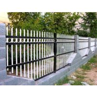 新农村建设围墙护栏,新农村加上你说围墙护栏价格,昌泽锌钢护栏生产厂家