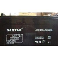山特蓄电池6GFM38规格12V38AH尺寸.全系列 .物美价廉