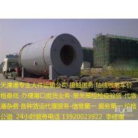 天津港大件运输接船业务受理,代理散货运输业务,报关报检港口拆箱