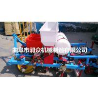 种植薄膜覆盖机 起垄施肥喷药播种机 宽度可调铺膜机 润众