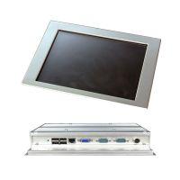 德航智能10.1寸宽屏工业无风扇平板电脑全铝合金结构PPC-GS1004T-JK3
