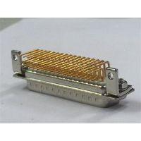 D-SUB焊板式公座,5.0版车针 高密度DR50P车针90度.jpg