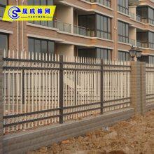 佛山工业园区栅栏 围墙护栏 厂区锌钢栅栏 厂家定制