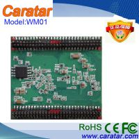 大量供应MT7620A无线WIFI模块网桥核心板 无线桥接研发定制 康宇达WM01