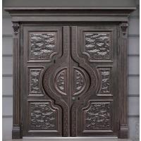 供应高端铸铝防爆门系列,门中的劳斯莱斯、也是 罗蘭诗妮 别墅门之一;一站式的运商