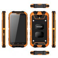 数果G2智能手机-IP68三防5.0寸大屏直板执法终端-移动联通双卡双待4G手机对讲机