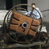 河津市500L燃料运输包装桶 pe塑料吨桶尺寸