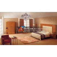 现代板式酒店套房家具酒店家具设计生产支持定制TF-157