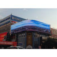 聚能光彩咸丰户外P6全彩广告屏每平米价格?