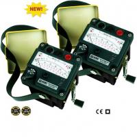 供应美国AEMC 6501手摇兆欧表(250V/500v,200MΩ/5000MΩ)绝缘电阻测试仪