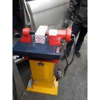 滕州盛丰铆刹车蹄片工具型号TM210-110F铆片机