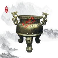 苍鸿圆形铁香炉批发(图片价格)0.6米肚径