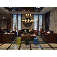 新中式家具、龙徽堂家具、无锡新中式家具