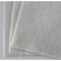 阔洋土工布厂家、100g-300g白色现货销售聚酯短纤土工布、涤纶土工布、机织土工布隔离养护